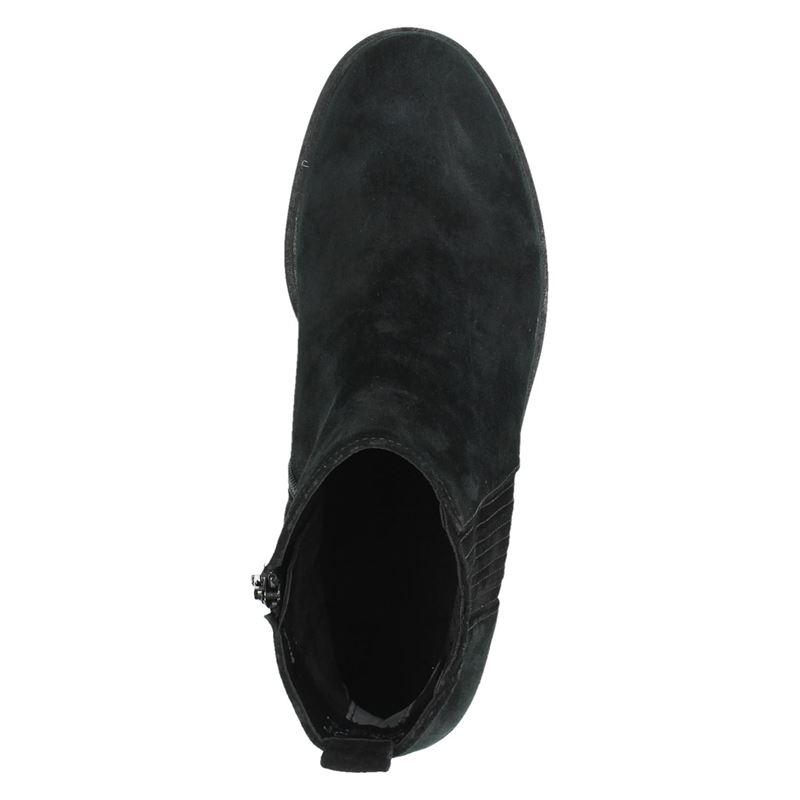 Gabor - Rits- & gesloten boots - Zwart