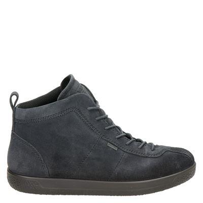 Ecco dames boots grijs