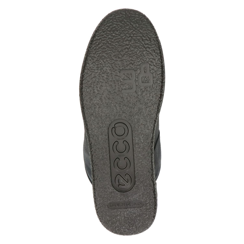 Ecco Soft 1 - Veterboots voor dames - Grijs nT2X7SQ