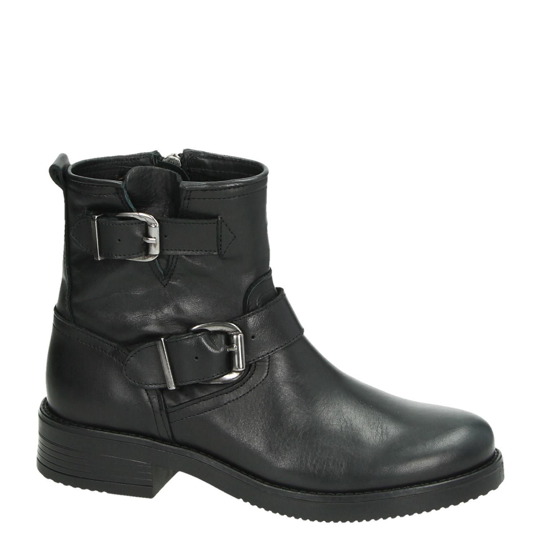 nelson zwarte laarzen