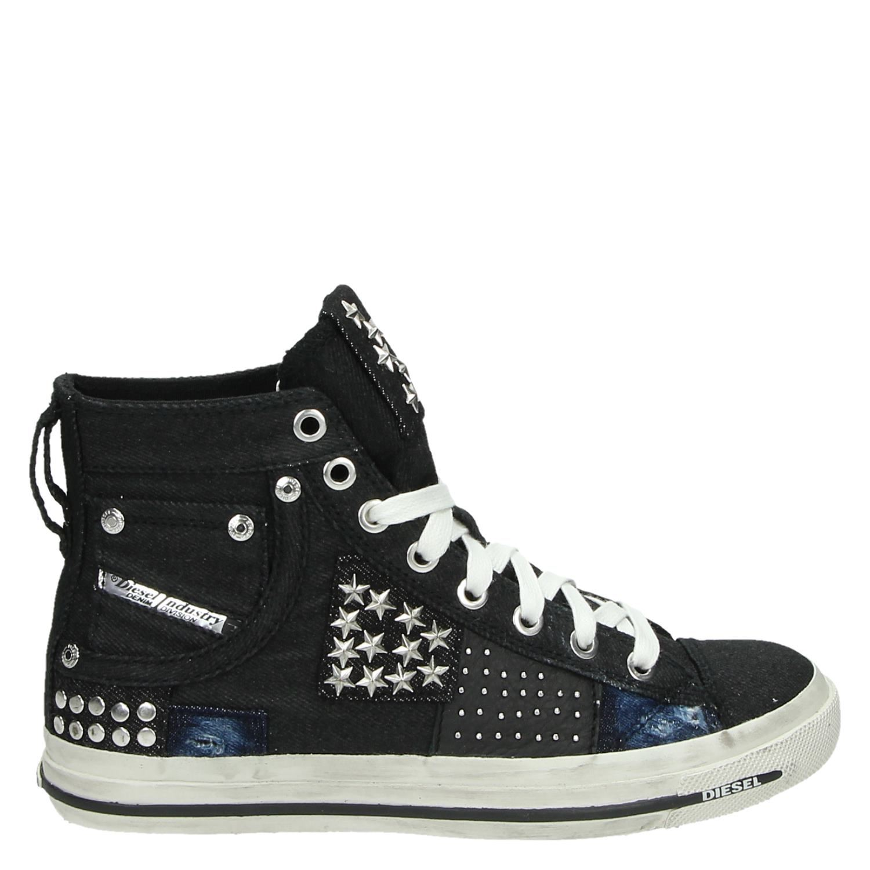 hoge dames sneakers