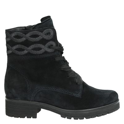 Gabor dames boots blauw