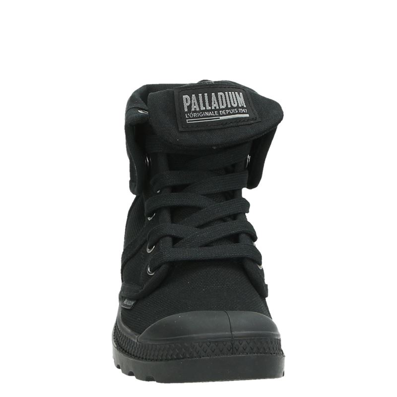 Palladium Us pampa Lady - Veterboots - Zwart