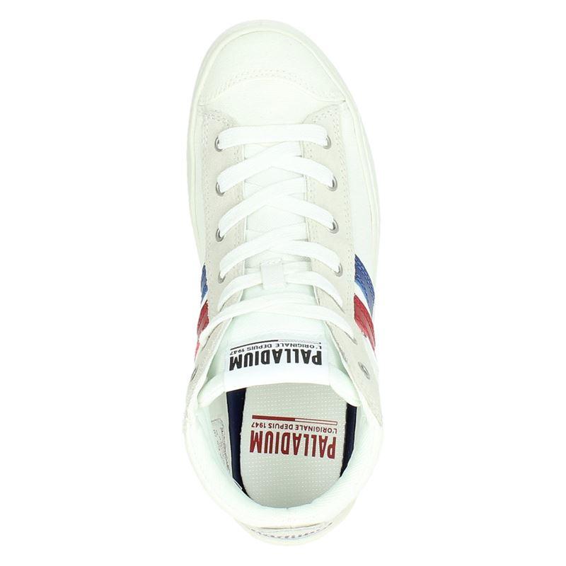 Palladium - Hoge sneakers - Wit