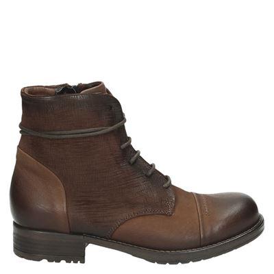 Clarks dames boots cognac
