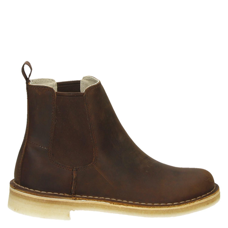Désert Clarks Chaussures Bateau Brun Pour Les Hommes w3OVy6zO0