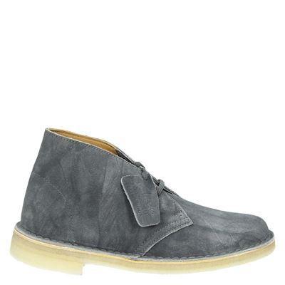 Clarks dames boots grijs