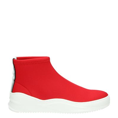 Bronx dames boots rood