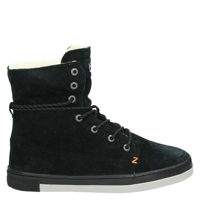 Hub dames boots zwart