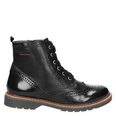S.Oliver dames boots zwart
