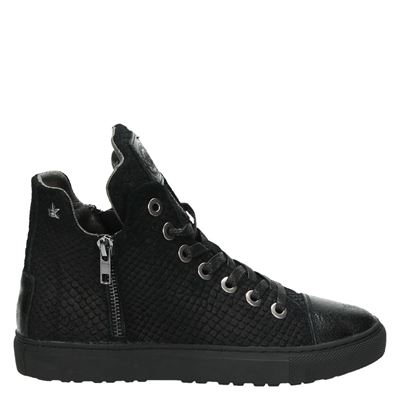 Replay dames sneakers zwart