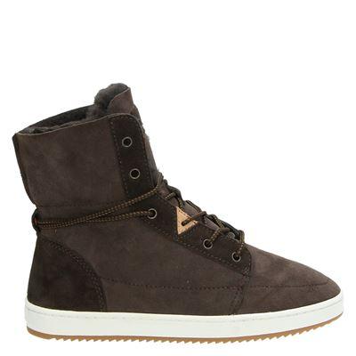 Hub dames boots bruin