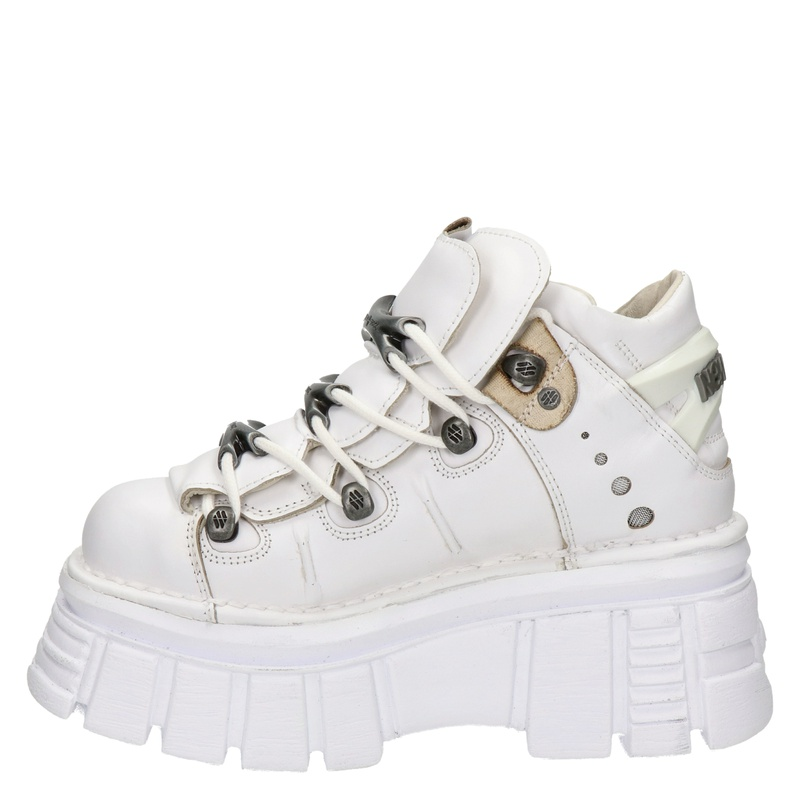New Rock New Rock Tower - Dad Sneakers - Wit