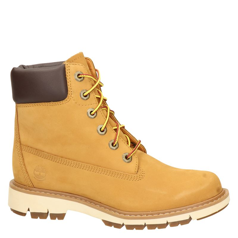 Timberland Lucia Way - Boots - Geel