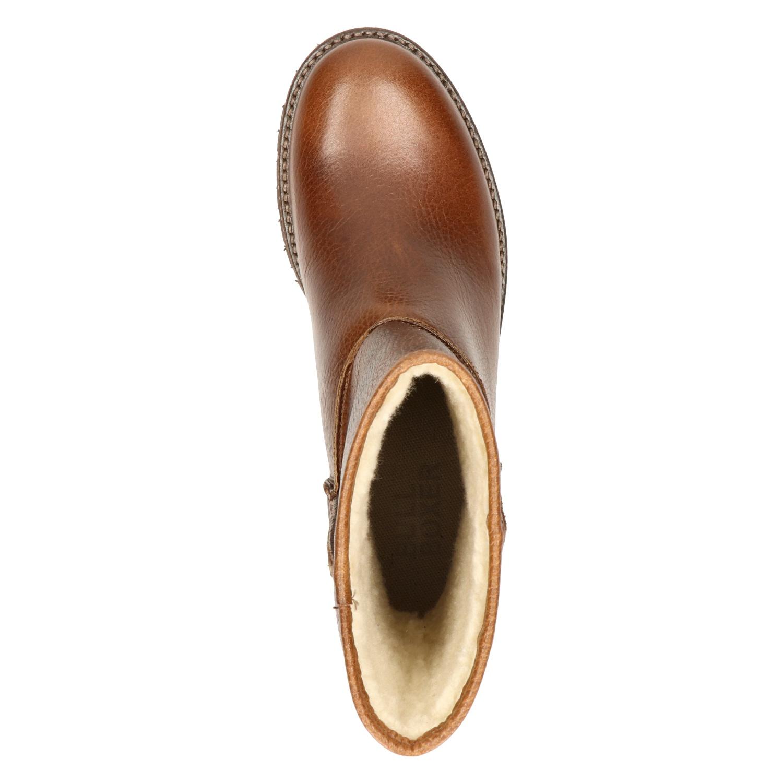 Bullboxer - Rits- & gesloten boots voor dames - Cognac xyJjDoP