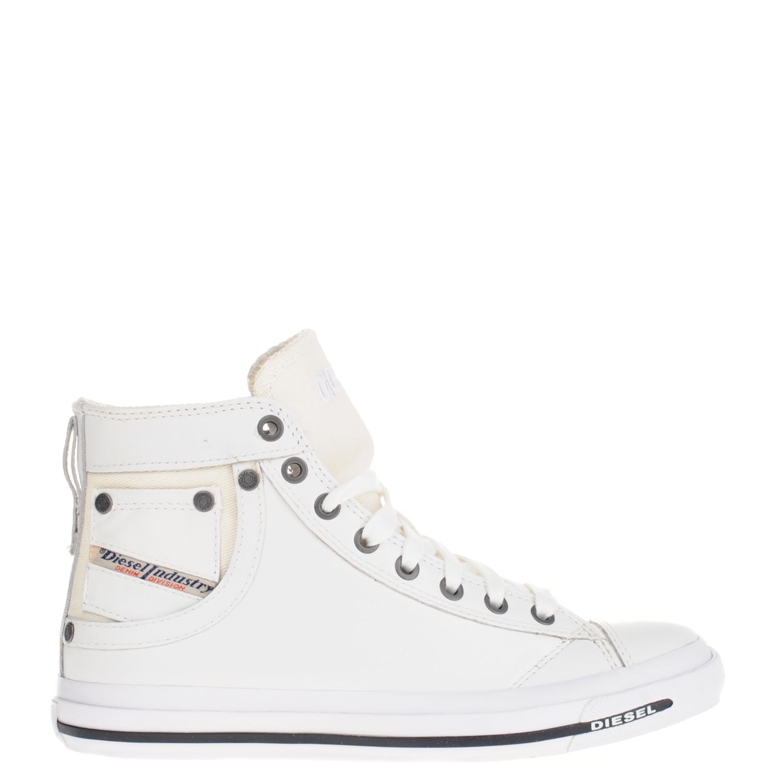 Chaussures Diesel Blanc v5WhexmhO