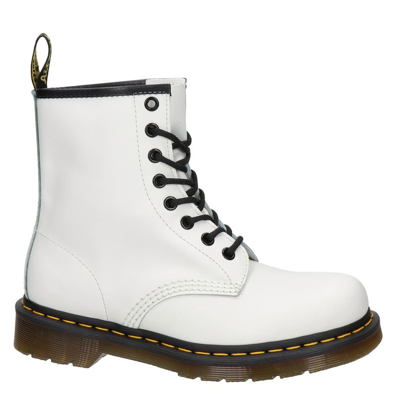 Dr. Martens 1460 Smooth - Veterboots - Wit