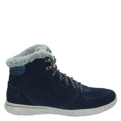 Skechers dames boots blauw