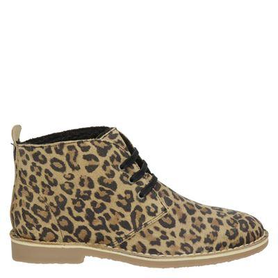Hobb's dames boots bruin