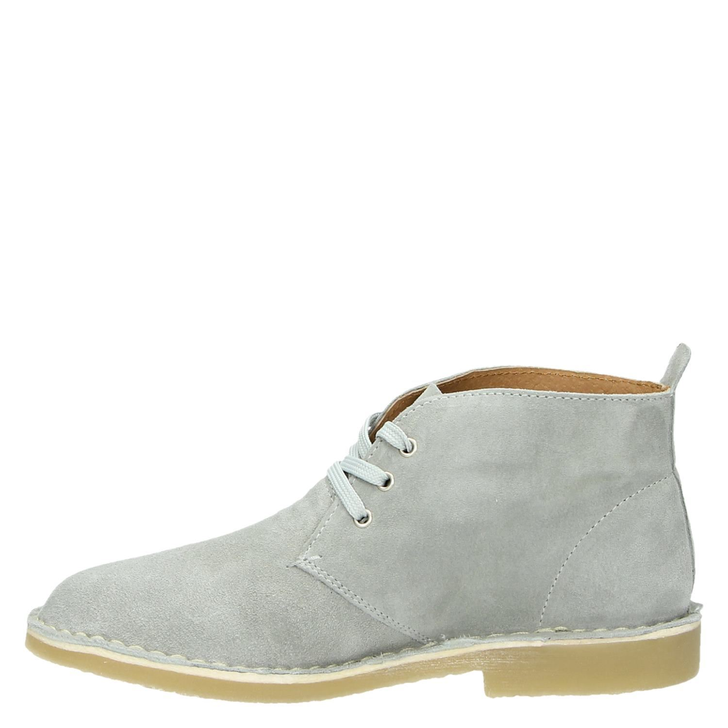 Dames Ps Grijs Poelman Ps Poelman Veterschoenen 54WZxtq4z