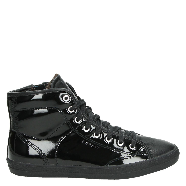 Esprit Miana Bootie dames hoge sneakers zwart 31b0e11388