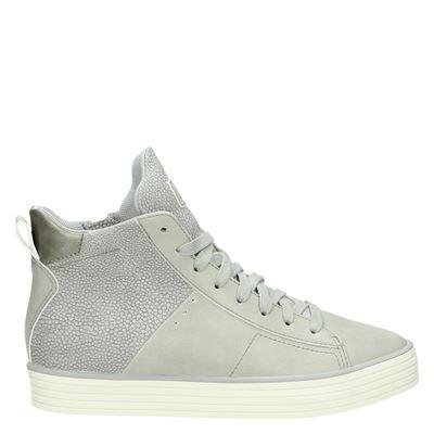Esprit dames sneakers grijs