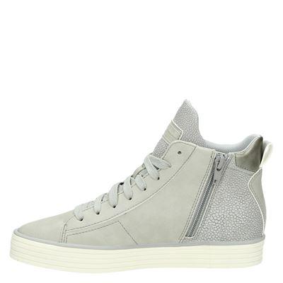 Esprit dames hoge sneakers Grijs