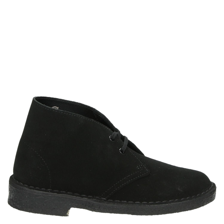 Clarks Originals dames boots zwart