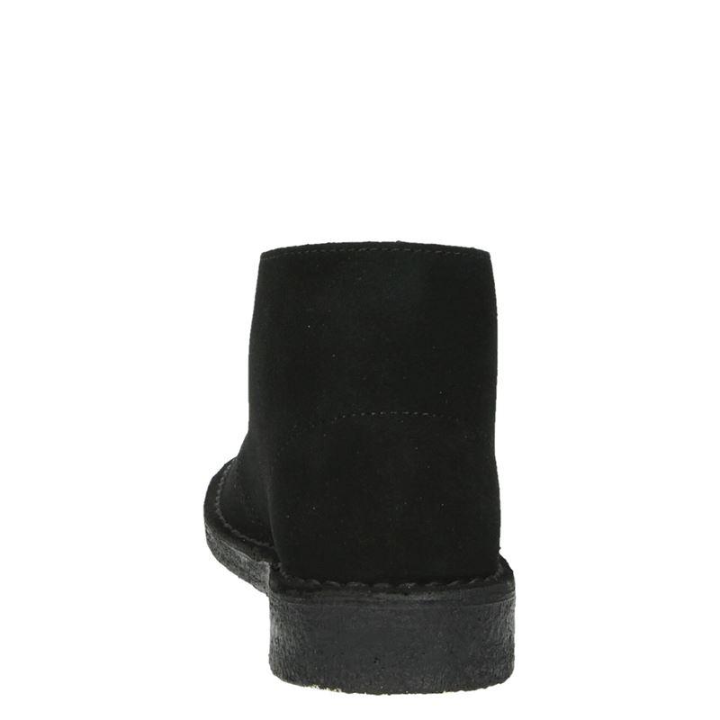 Clarks Originals Desert Boot - Veterschoenen - Zwart
