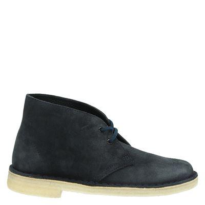 Clarks Originals dames boots blauw