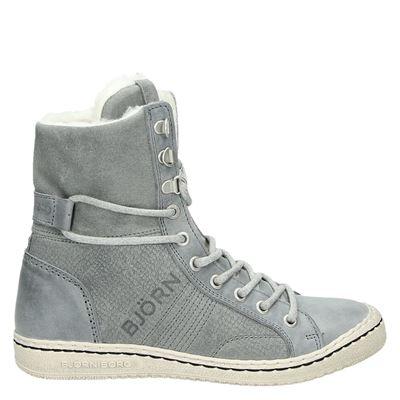 Bjorn Borg dames boots grijs
