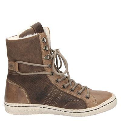 Bjorn Borg dames boots cognac