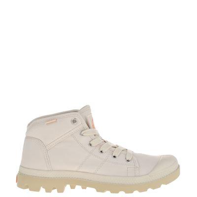 Palladium dames boots beige