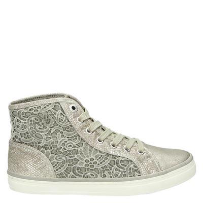 S.Oliver dames sneakers grijs
