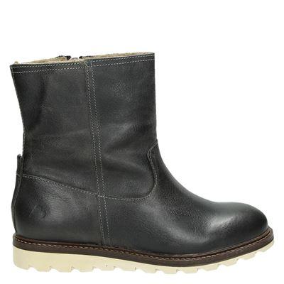 Bullboxer dames boots grijs