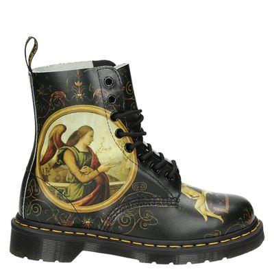 Dr. Martens dames boots zwart