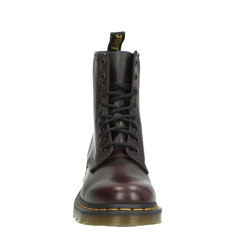 Dr. Martens - Veterboots - Rood