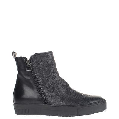 Mjus dames laarzen zwart