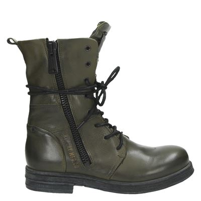 Replay dames boots groen