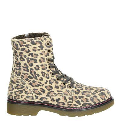 Bullboxer dames boots beige