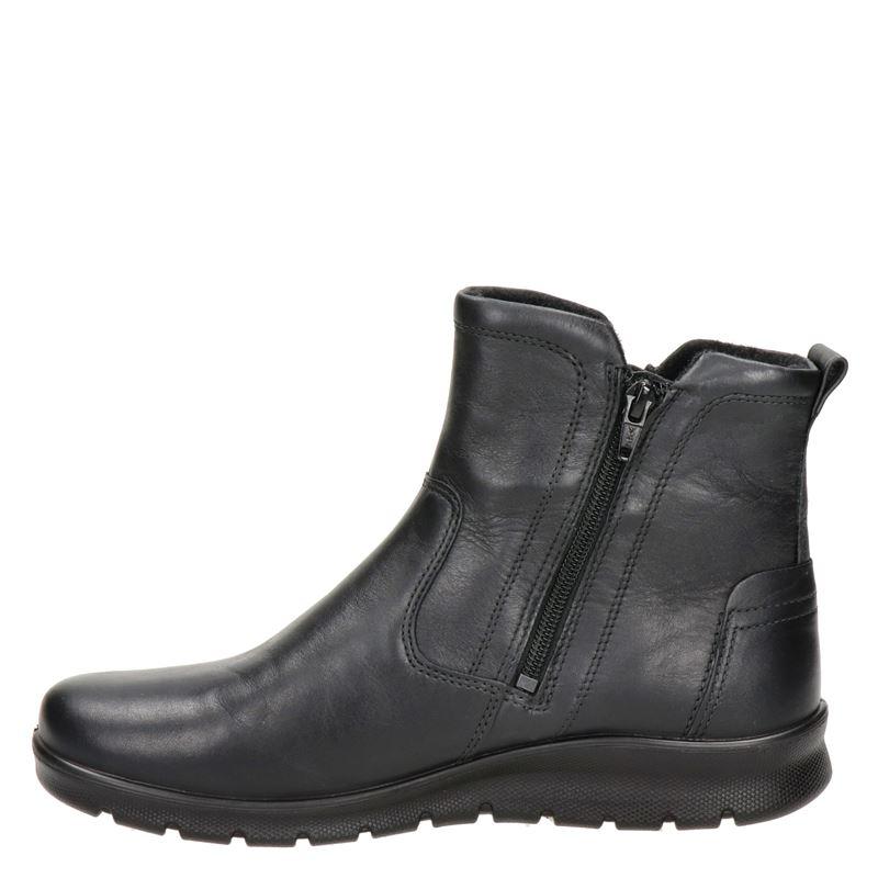 Ecco Babett - Rits- & gesloten boots - Zwart