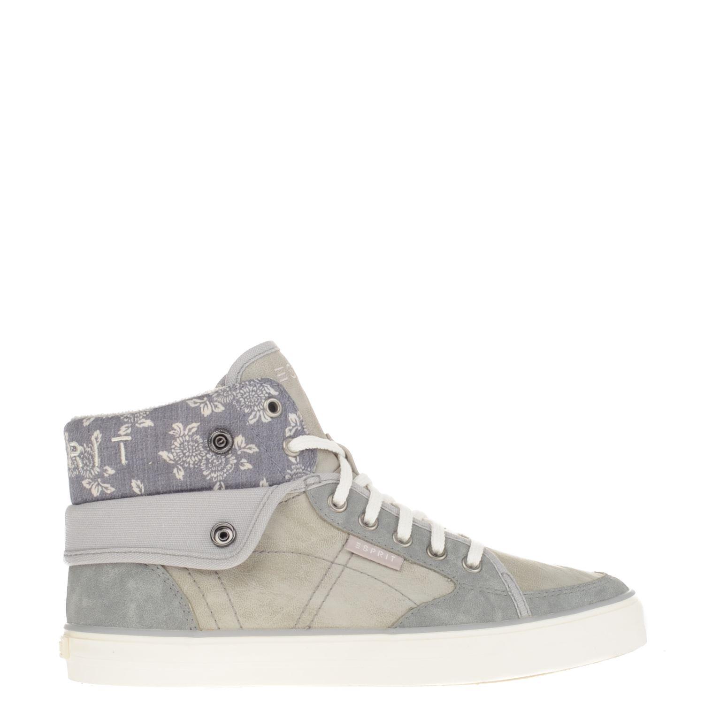 Grijs Sneakers Dames Starbootie Hoge Esprit ALRj54