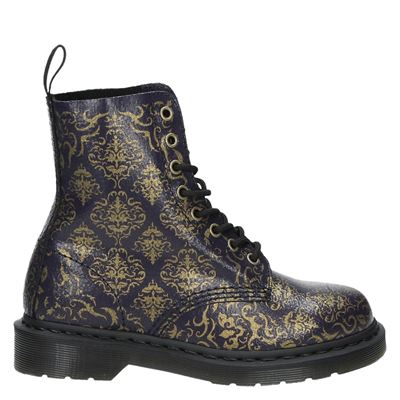 Dr. Martens dames boots paars
