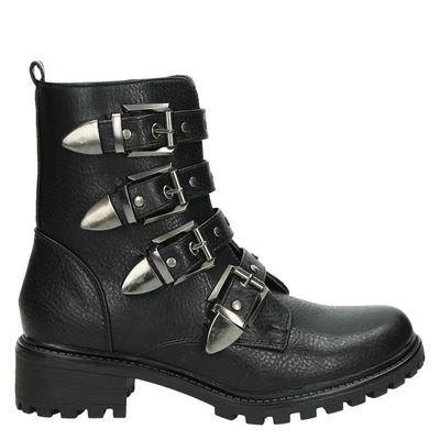 Hobb's dames boots zwart