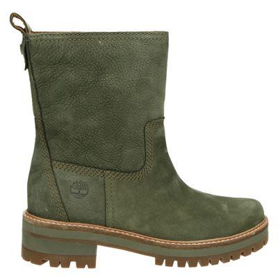 Timberland dames boots groen