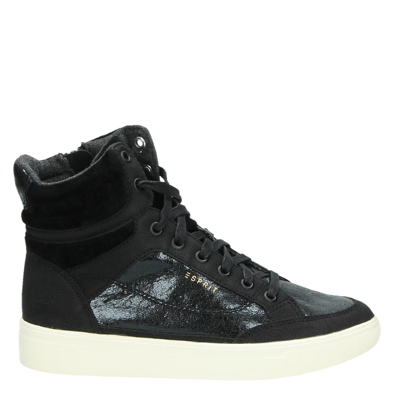 dames hoge sneakers