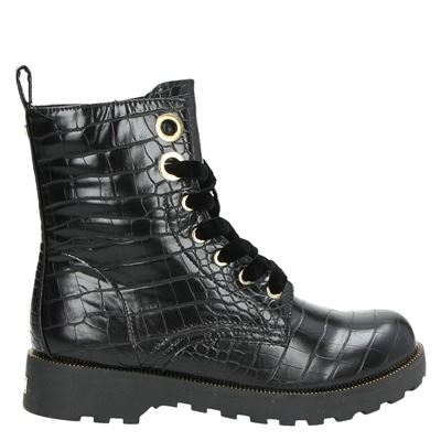 Guess dames boots zwart
