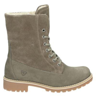 Tamaris dames boots beige