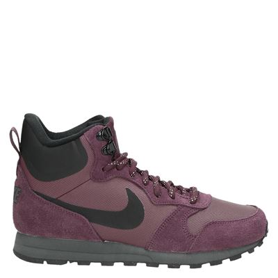 Nike dames boots rood