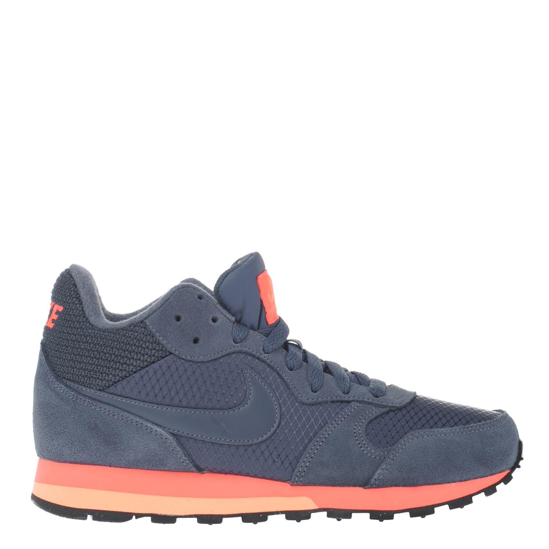 Nike Sneakers Hoge Blauw 2 Dames Md Runner 4wq0rx4R